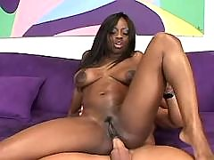 Sex adventure with splendid ebony fat woman