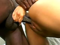 Man checks fucking skills of ebony big lady